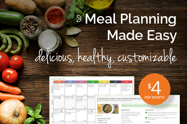 Slender Kitchen Meal Plans